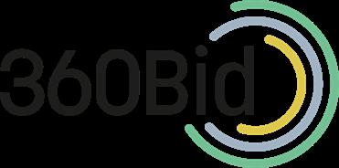 360Bid logo